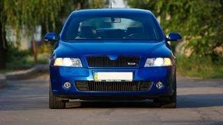 Skoda Fabia RS и Octavia RS - Тест-Драйв