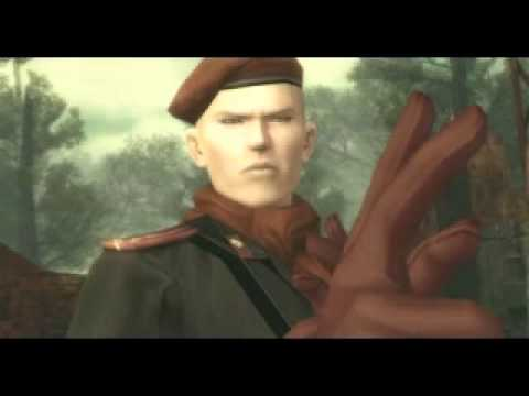 Metal Gear Solid 3 Ocelot Battle Theme