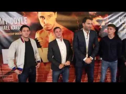 POINT OF NO RETURN - OCT 25TH (HULL) - FEAT. LUKE CAMPBELL, TOMMY COYLE & GAVIN McDONNELL