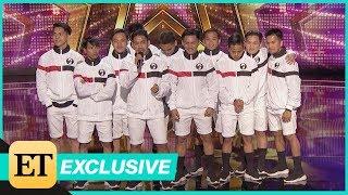 America's Got Talent: Male Filipino Dance Group Channel Jennifer Lopez During Epic Performance …