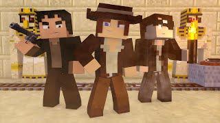 Minecraft #03 - Armadilhas Na Pirâmide !!