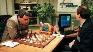 Chess World.net: Garry Kasparov's quickest ever loss to a computer! - IBM's Deep blue monster!