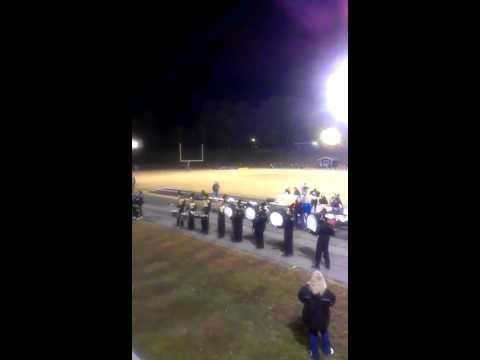 North Gaston High School Drumline 2013-2014