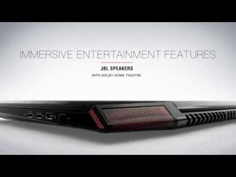 "Lenovo ideapad Y700 Product Tour  - ""Immersive gaming anywhere"""