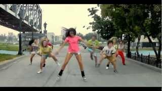 Nicki Minaj -- Pound The Alarm choreography ( REVANSH DANCE )