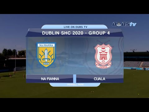 Na Fianna v Cuala- 2020 Dublin Senior A Hurling Championship