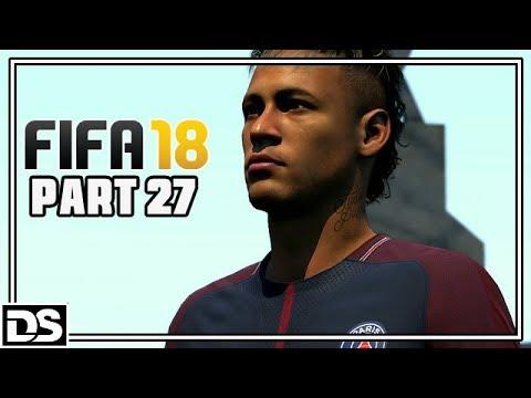 FIFA 18 The Journey 2 Gameplay Deutsch #27 Müller, Griezmann oder Alli - Let's Play FIFA 18 German