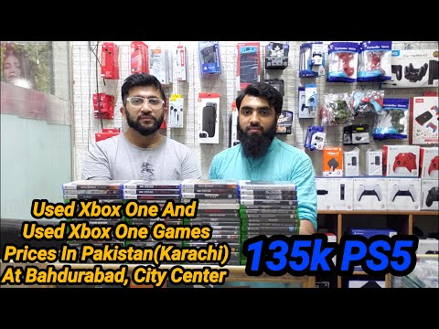 Used & New Xbox One Games Prices|New And Used Consoles Prices Pakistan(Karachi).