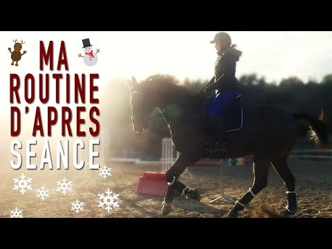MA ROUTINE D'APRES SEANCE - SPECIALE HIVER ❄️