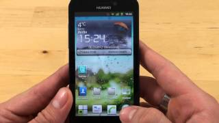 Huawei U8860 Honour - Handy Test - Review - Deutsch