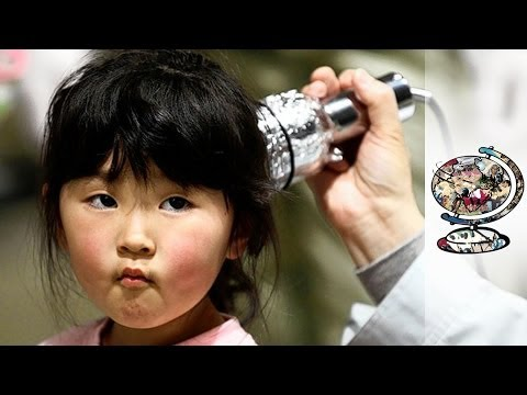 The Thyroid Cancer Hotspot Devastating Fukushima's Child Survivors