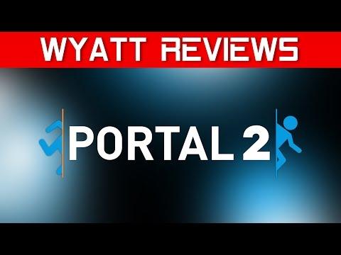 Wyatt Reviews Portal 2
