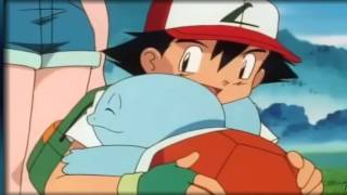 Ash Atrapa A Squirtle