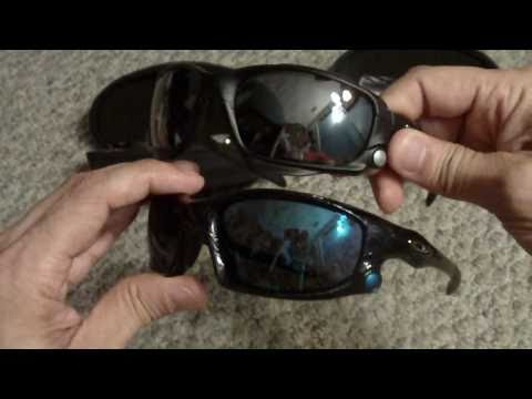 Oakley Jawbone vs Oakley Split Jacket
