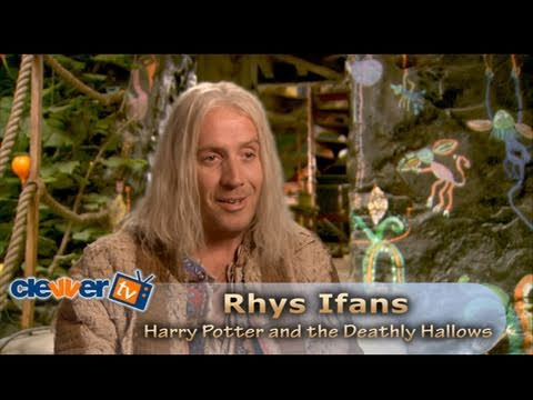 Rhys Ifans: Harry Potter and the Deathly Hallows Interview