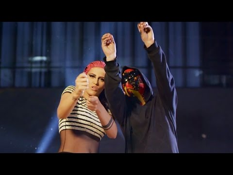 Antonia feat. Carla's Dreams Suna Ma music videos 2016 dance