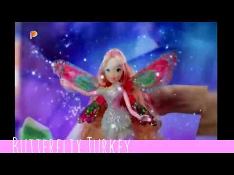 Реклама кукол винкс тайникс в Турции