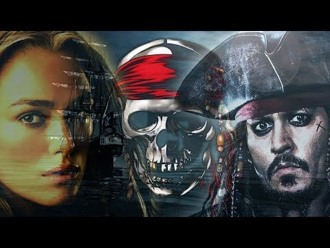 Johnny Depp ♥ Pirates Of The Caribbean ♥ Jack Sparrow video
