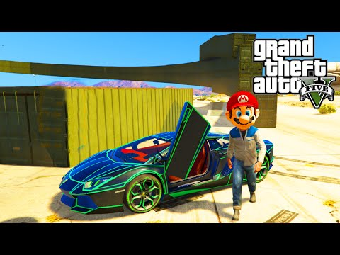GTA 5 PC Mods - BEST CAR MODS & WALL RIDE STUNTS! GTA 5 Funny Moments & Mod Gameplay!