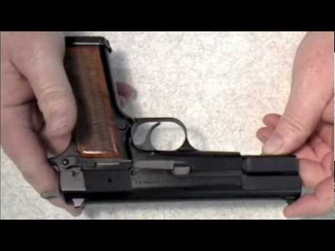 Browning Hi-Power 9mm Luger. 40 S&W. 30 Luger