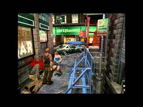 Игры на андроид - Resident evil 3