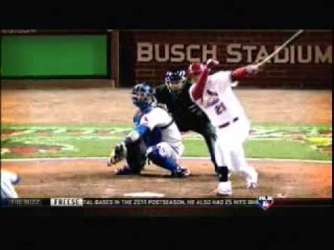 2011 MLB Playoff Highlights