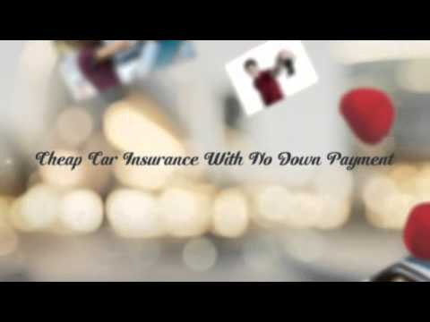 No Down Payment Auto Insurance