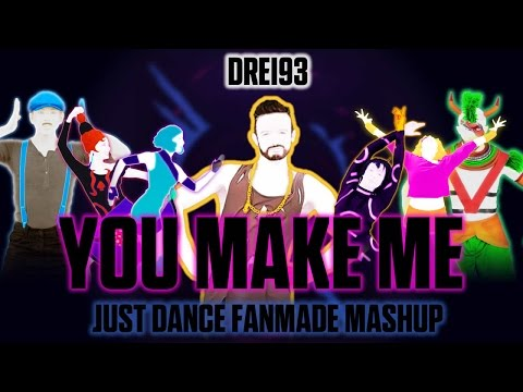 You Make Me - Avicii [just Dance Fanmade Mashup] video