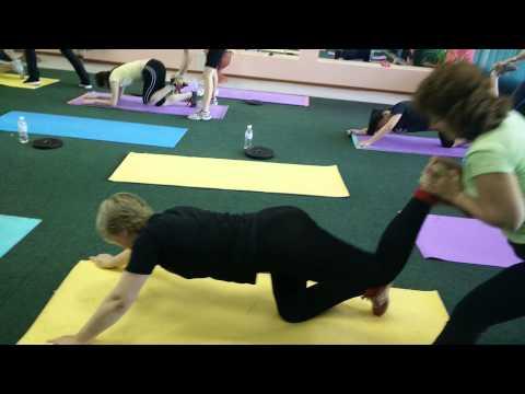домашний тренинг -КРАСИВАЯ ПОПА- продолжение
