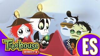 Ruby Gloom - 5 - Los resortes de Iris