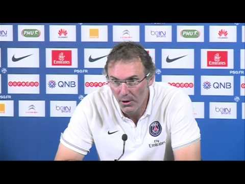 Laurent Blanc über Zlatan Ibrahimovics Verletzung: