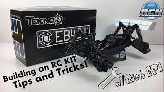 Building an RC KIT - Tips and Tricks - Wrench w/Rich EP1