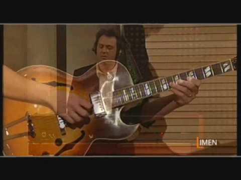 Jazz music video - Jazz guitar - Lorenzo Frizzera with Organ Logistics - Lou (instrumental)