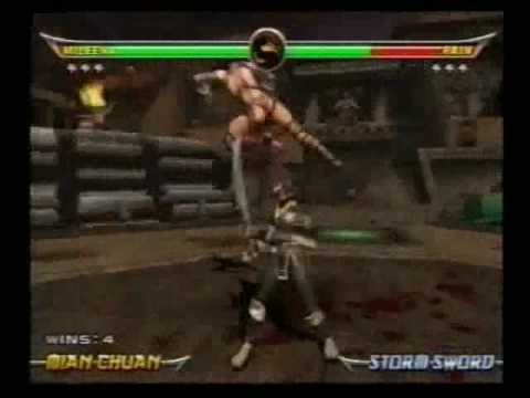 Mortal Kombat Armageddon arcade Mileena Video