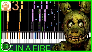 "IMPOSSIBLE REMIX - ""Die In A Fire"" Five Nights at Freddy"