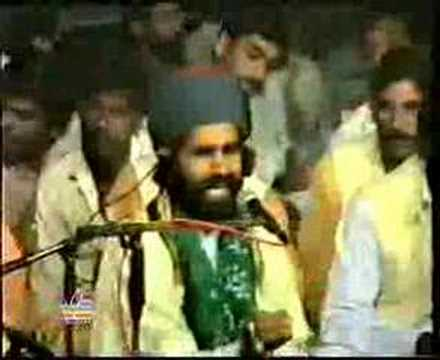 Qari Saeed Chishti - Dam Mast Qalander - Part 1 video