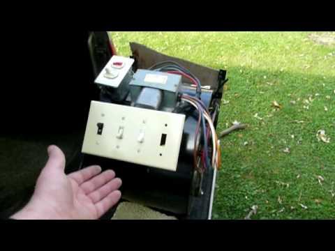 hqdefault hvac] wiring a furnace blower motor home improvement dslreports