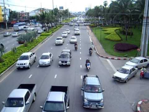 Sukhumvit road, Pattaya, Thailand 4
