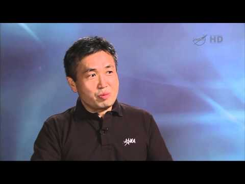 ISS Expedition 38 / 39 Interview with JAXA Flight Engineer and Commander Koichi Wakata