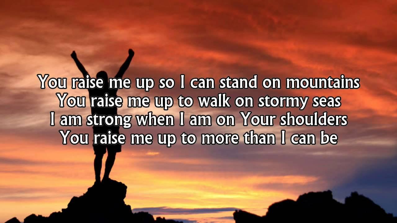 Full Company - Raise You Up / Just Be Lyrics | MetroLyrics