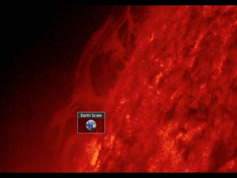 Solar Pole Flip, Solar Tornados, Spaceweather | S0 News Sept 30, 2014