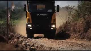 Scania Test Drive - offroad