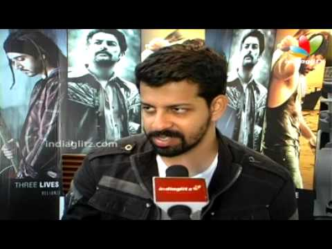 Bejoy Nambiar Interview | Latest Bollywood Movie | David | Vikram, Neil Nitin, Tabu, Lara Dutta video