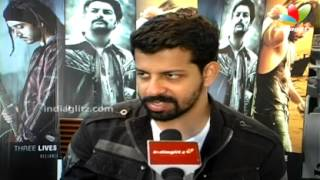Bejoy Nambiar Interview | Latest Bollywood movie | David | Vikram, Neil Nitin, Tabu, Lara Dutta