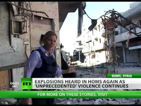 Homs of Death: 'Unprecedented' violence escalation alarms UN