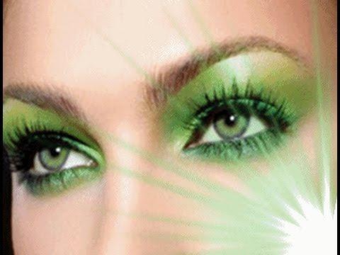 Твои зеленые глаза.(Twoje zielone oczy)