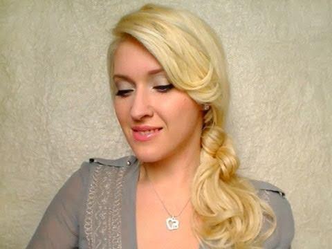Easy Everyday Hairstyles For Long Hair Tutorial Прически на каждый день