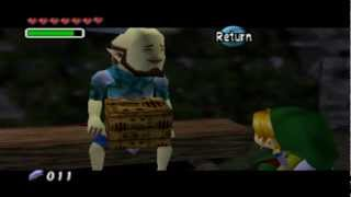 Curiosidades de Zelda Ocarina of Time