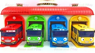 Tayo Tayo Little Bus Surprise Toys with Fidget Spinner Shimmer Shine and Disney Toys