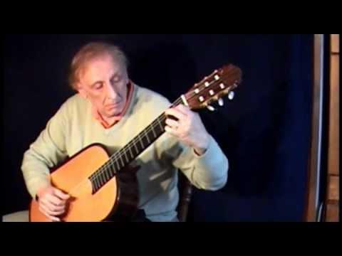 Abel Carlevaro - Canción (1943) new version by Cesar Amaro